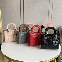 DIOR MEDIUM LADY DIOR BAG