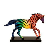 Trail of Painted Ponies Zorse Pony Figurine 6-1/2-Inch