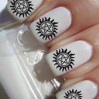 Supernatural Nail Decal - 42 Per Purchace