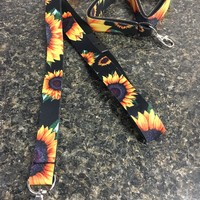 Sunflower Lanyards