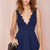 Nasty Gal Rachel Dress