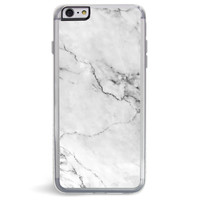 Stoned White Marble iPhone 6/6S PLUS Case