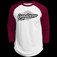 Full-time Cigar Connoisseur Polyester Game Baseball Jersey