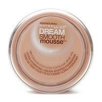 Maybelline Dream Smooth Mousse Ultra Hydrating, Cream Whipped Foundation .49 oz (14 g)