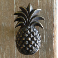Bronze Pineapple Door Pull  S/12
