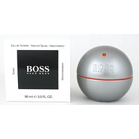 Hugo Boss In Motion Cologne 3 oz Eau de Toilette Spray for Men