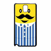 Bananas iPhone Banana Mustache Samsung Galaxy Note 3 Case