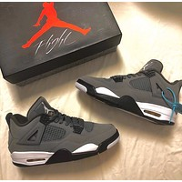 Air Jordan 4 sneakers basketball shoes