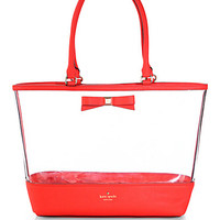 Clear Tote - Zoom - Saks Fifth Avenue Mobile