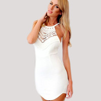 Vintage Halter Dress Party Dress Sexy Short Party Dresses Women 2015 Long Maxi Party Evening Cocktail bandage Bodycon Sexy Halter Dress 831#