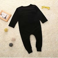 Baby Clothing born Baby Boy Girl Romper Clothes Long Sleeve Infant Product Set