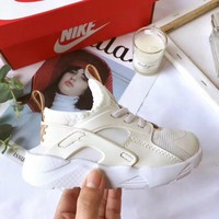 Nike Air Huarache Child Shoes White Toddler Kids Shoes - Best Deal Online