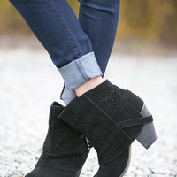 Naughty Monkey: Natalie Ankle Bootie