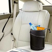 Waterproof Portable Pop-Up Vehicle Trash Can