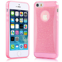 Collections- Pink Glitter iPhone Case