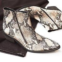 FP Collection Womens Crossings Ankle Boot