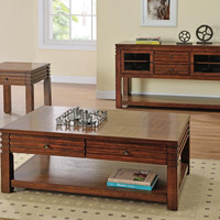 Tista Occasional 3 Piece Coffee Table Set