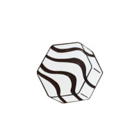 Zebra Treat Lapel Pin