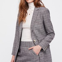 Susie Check Suit