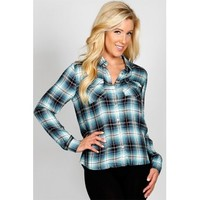 Day and Night Plaid