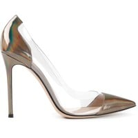 Gianvito Rossi 'Plexi' pumps