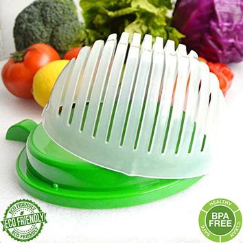 60 Second Salad Cutter Bowl, Salad Maker