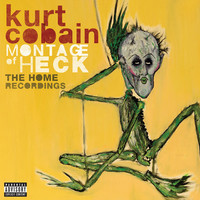 Kurt Cobain Nirvana Montage Of Heck: The Home Recordings (OST) LP
