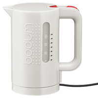 Bistro Electric Kettle, White, Tea Kettles (Electric)