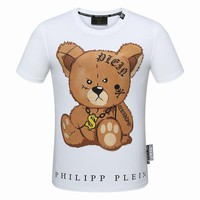 2018 Men Cheap Philipp Plein T Shirt hot sale ♂050