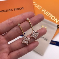 Louis Vuitton Lv Earrings #720