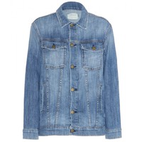 current/elliott - the oversized trucker denim jacket