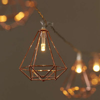 Diamond String Lights | Urban Outfitters