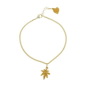 Single Charm Anklets