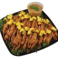 Teriyaki Chicken Skewers, Lunch Box, Catering Services, River Wood, Reedville