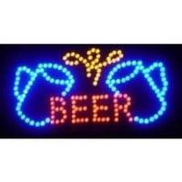 Beer Cheers LED Sign