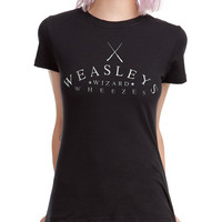 Harry Potter Weasleys' Wizard Wheezes Girls T-Shirt