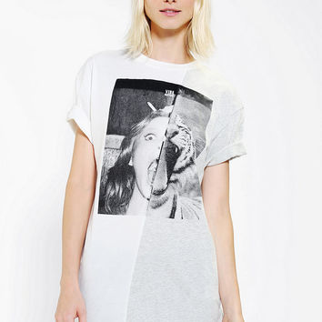 Insight Splice Graphic Colorblock Tee - Urban Outfitters