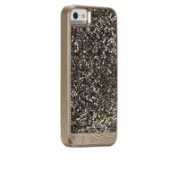Case-Mate Brilliance Case for iPhone 5/5s - Retail Packaging - Gold