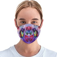 Artistic Horse Face Cover