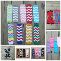 Leg Warmer Grab Bag, Baby Leg Warmers, Baby Girl Leg Warmers, Kids Leg Warmers, Baby Leggings, Chevron Baby Leggings, Superhero