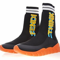 Fendi Sock Runner Sneakers