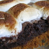 S?mores Brownies. | How Sweet It Is