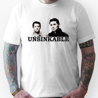 Destiel - Unsinkable Unisex T-Shirt