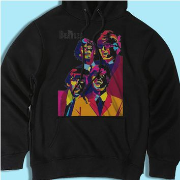 The Beatles Art Men'S Hoodie