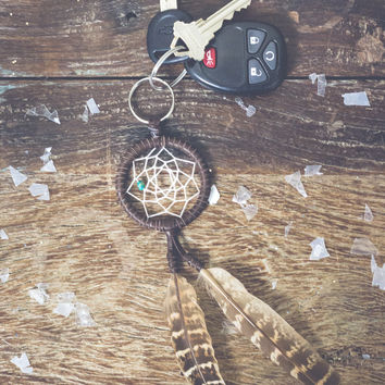 Gypsy Dream Catcher Keychain