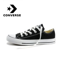 Converse Men and Women Low Top Skateboarding Shoes Outdoor Casual Classic Canvas