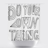 'Do Your Own Thing'