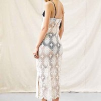 American Vintage Picnic in the Park Lace Maxi