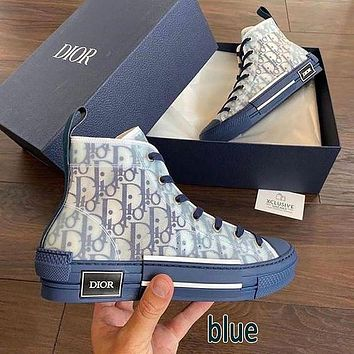DIOR b23 Letter recreational sneakers Shoes