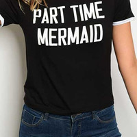 Part Time Mermaid Tank